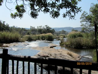 Sabie River, Kruger Park Lodge, South Africa